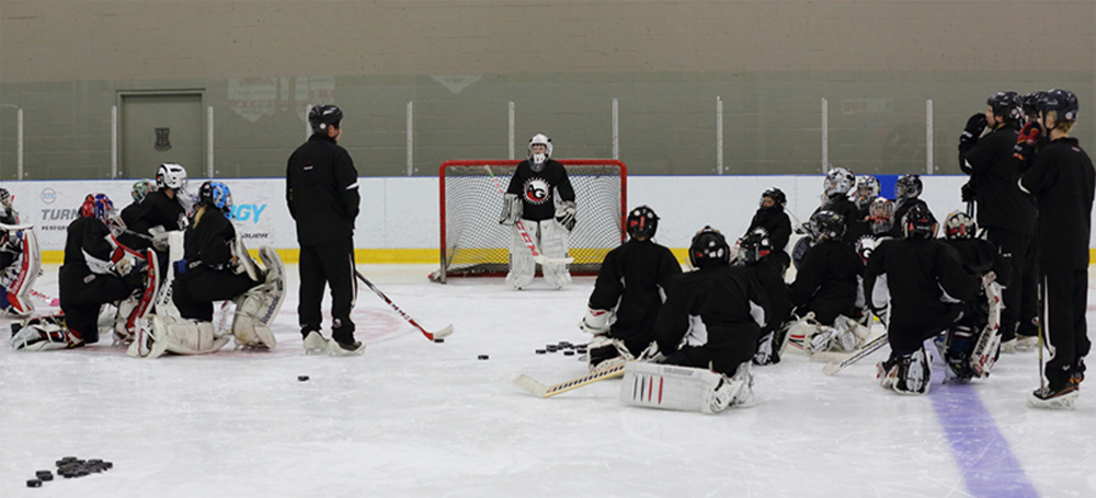 Check Out Our Alexander Goaltending Trained Goalies In Action